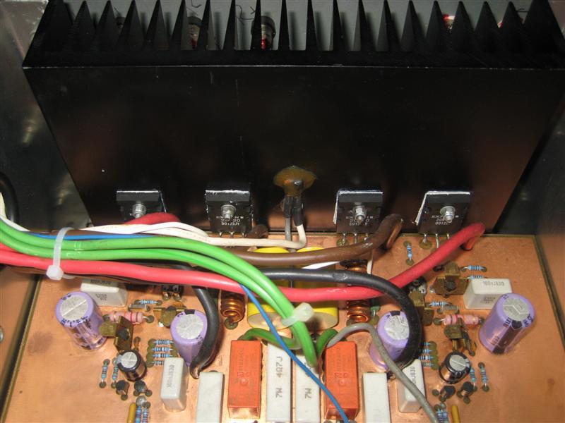 ABELtronics AMP-901 + MON-901 Amplifier Test Results :: ABELtronics