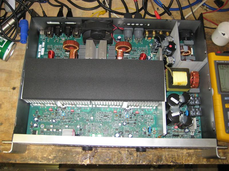 crown xti 4000 amplifier test results abeltronics. Black Bedroom Furniture Sets. Home Design Ideas