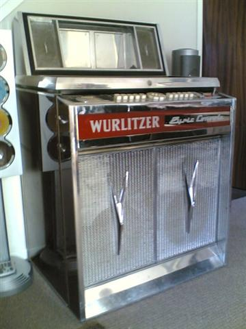 Repairs Wurlitzer Lyric Jukebox Abeltronics