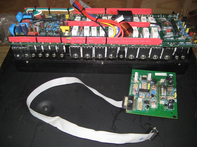 Repairs Void Infinite 8 Mk1 Power Amplifier Abeltronics