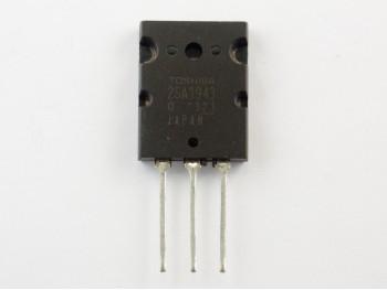 2SA1943 Toshiba PNP Transistor, -230V, -15A - Product Image 1