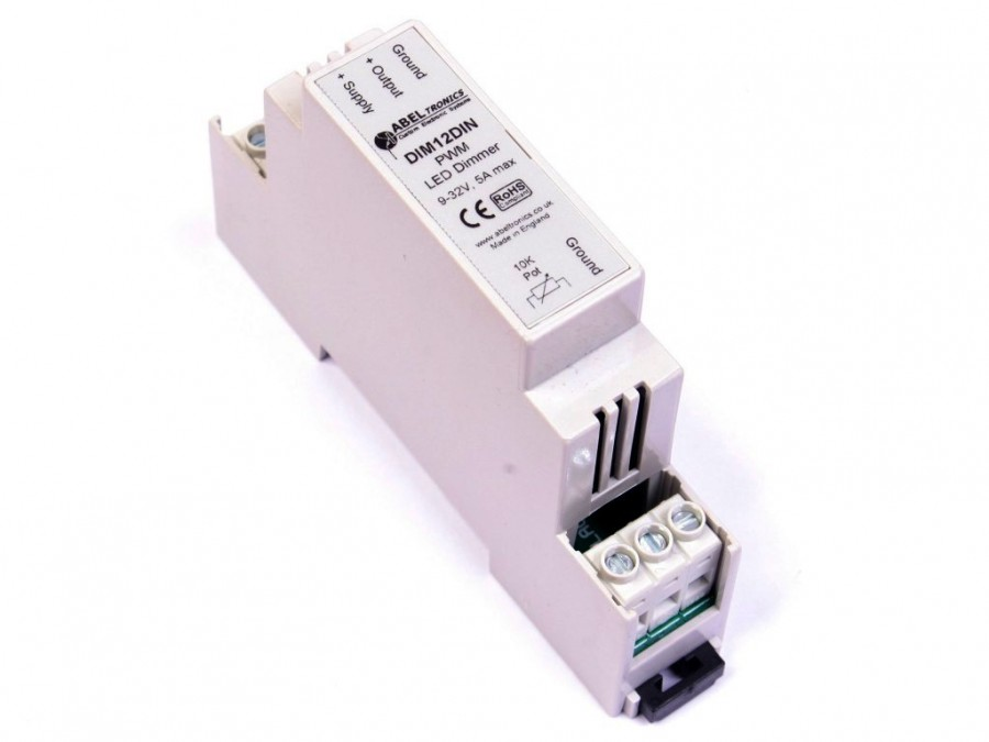 Dim12din Led Dimmer Rotary Potentiometer Controlled