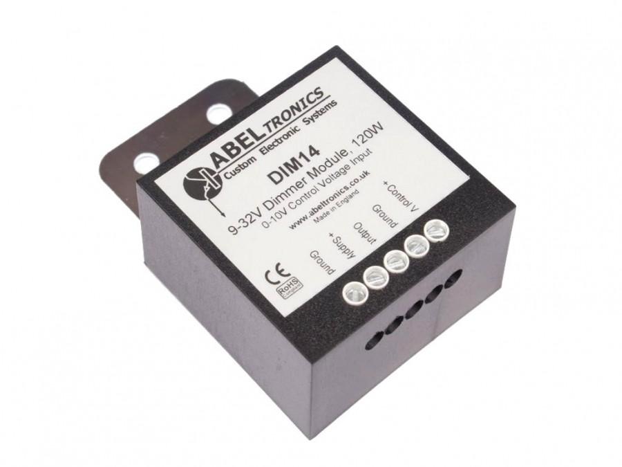 Dim14 Led Dimmer 0 10 Volt Controlled Pwm 12v 24v Low