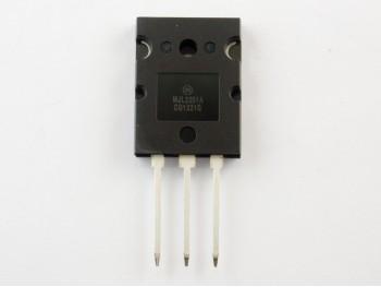 MJL3281A OnSemi NPN Transistor, 260V, 15A - Product Image 1