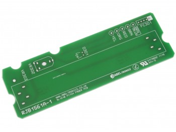RJB1561A RJB1561A-1 (SFDP122-24A1, -13, -21) Technics SL-1200 SL-1210 Pitch Fader Replacement PCB - Product Image 1